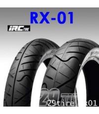 Irc รุ่น rx01(road winner) 110/70-17, 130/70-17, 140/70-17