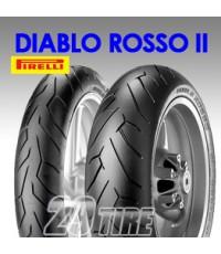 ยางนอก Pirelli (พิเรลลี่) รุ่น Diable Rosso2 ขอบ 17 ทั้งหมด