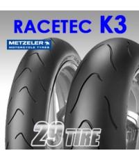 ยางนอก Metzeler รุ่น Racetec interact K3 ขอบ 17