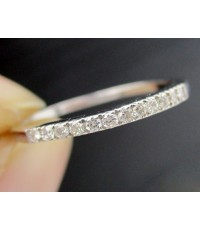 แหวน เพชรแถว 12 เม็ด 0.12 กะรัต ทอง90 งานสวย น่ารักมาก นน. 1.08 g