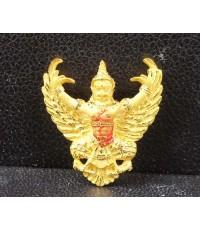 องค์พญาครุฑ รุ่นมหาเศรษฐี พิมพ์เล็ก อ.วราห์ วัดโพธิ์ทอง เนื้อทองคำ ปี 2540 โค้ด 10464 นน. 3.99 g