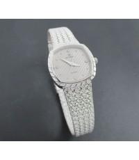 นาฬิกา CYMA  AUTOMATIC เรือน Stainless Steel สายถักสาน สวยน่าสะสม นน. 32.44 g