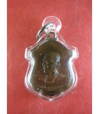 เหรียญเสมาครึ่งองค์ หลวงพ่อสมภพ วัดสาลิโข ปี12 รุ่น1 จ.นนทบุรี