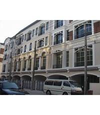 (มีผู้เช่าแล้ว)HOME OFFICE FOR-RENT!! บ้านกลางเมืองรัชดา-ลาดพร้าว โครงการอยู่ใกล้สี่แยกรัชดา ลาดพร้า
