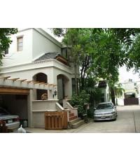 (ให้เช่าแล้ว) HOUSE FOR RENT บ้านเดี่ยว หมู่บ้านฟอร์เรสต์ปาร์ค ใกล้แยกรามคำแหง-สุวินทวงศ์