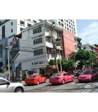 (ให้เช่าแล้ว) ตึกแถวเจริญกรุง ให้เช่า / ปรับปรุงใหม่ ทำเลสุดยอด ริมถนนเจริญกรุง ใกล้ BTS ใกล้ทางด่วน