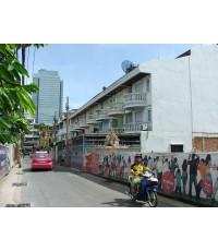 (มีผู้เช่าแล้ว) บ้านเช่าใกล้รถไฟใต้ดิน / HOME OFFICE เช่าถูก ใกล้MRT 100เมตร สี่แยกรัชดา-สุทธิสาร