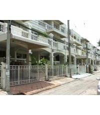 (มีผู้เช่าแล้ว) บ้านเช่าอ่อนนุช / HOME OFFICE 3ชั้น 6ระดับ 250 ตรม.พร้อมเฟอร์ ราคาถูก 12,000 บาท