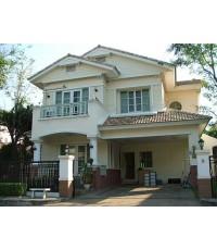 (มีผู้เช่าแล้ว)บ้านเช่ารามอินทรา-วัชรพล / บ้านสวย หมู่บ้านมัณฑนา แลนด์ & เฮ้าส์ บ้านน่าอยู่ เฟอร