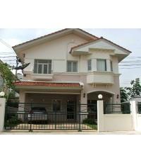 (ให้เช่าแล้ว) บ้านเช่าอ่อนนุช-วงแหวน / บ้านสวย ใหม่เอี่ยม หมู่บ้านกัลปพฤกษ์ ใกล้สนามบินสุวรรณภูมิ