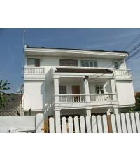 (มีผู้เช่าแล้ว)บ้านเช่างามวงศ์วาน / Home Office For Rent บ้านแฝด 3 ชั้น ให้เช่า! ถนนงามวงศ์วาน