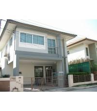 (บ้านเช่าไปแล้ว) บ้านเช่ารามอินทรา / บ้านสวยให้เช่า ราคาถูก พร้อมเฟอร์ หมู่บ้านพร้อมพัฒน์พรีว่า รามอ