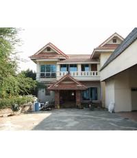(บ้านเช่าไปแล้ว) บ้านเช่าพุทธมณฑล / บ้านพร้อมโกดัง ให้เช่าถูกที่สุดในโลก พื้นที่ 4ไร่ บ้านหลังใหญ่ อ