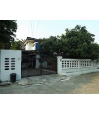 (บ้านเช่าไปแล้ว) บ้านเช่าสำโรง-เทพารักษ์ / บ้านเช่าราคาถูก หมู่บ้านทิพวัล1 บ้านกว้างขวางมาก