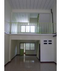 (บ้านเช่าไปแล้ว) บ้านเช่าบรมมราชชนนี / ตึกแถวให้เช่า อยู่ปากซอยหมู่บ้านพระปิ่น2 ทำออฟฟิศได้ พุทธมณฑล