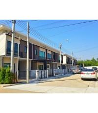 บ้านเช่าติวานนท์ / บ้านเช่าราคาถูก ทาวน์เฮาส์ใหม่กริ๊บ The CONNECT ติดถนนติวานนท์ ใกล้เมืองทองธานี