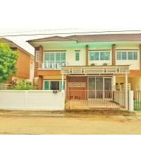 บ้านเช่ารังสิตคลอง7 / บ้านเช่าราคาถูก บ้านแฝดใหม่ๆ หมู่บ้านภูมิสิริ ใกล้ทางด่วนบางนา-บางปะอิน