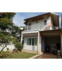 (บ้านเช่าไปแล้ว)บ้านเช่ารังสิต/บ้านเช่าราคาถูก หมู่บ้านสิริวลัย รังสิตคลอง1 ใกล้ตลาดน้ำ Future Park