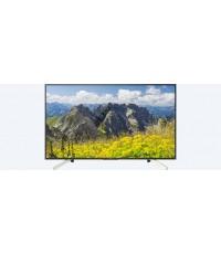 SONY รุ่น KD-65X7500F LED 4K Ultra HD High Dynamic Range (HDR) สมาร์ททีวี (Android TV)