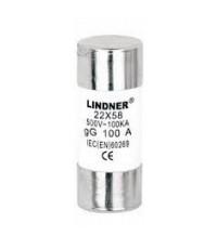 [E105] LINDNER FUSE-LINK 22x58 CLASS gG-gL 1140 050 ราคา 24 บาท