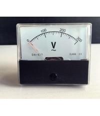 [J443] AI RC560 POINTER TYPE METER (AC VOITAGE METER) CLASS0.5 ราคา 1360.08 บาท