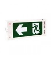 [Q251]SUNNY EMERGENCY EXIT SIGN LIGHT(BOX TYPE HOUSING STAINLESS STEEL IP 65)EXST-10LED/Dราคา4366บาท
