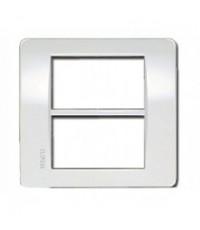 [R40] FLUSH PLATE WITH PLASTIC GRID A3000T2 ราคา 48 บาท
