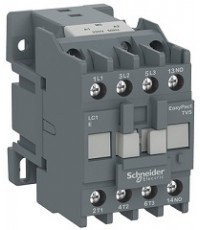 [V107] Schneider Electric Magnetic contactor accessories for EasyPact TVS LC1E1210M5 ราคา 244 บาท