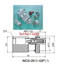 Nanaboshi NCS-255-GP1/2