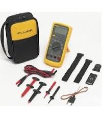 Fluke 87-V/E2 Industrial Electrician Combo Kit