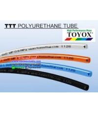 TOYOX  TTT POLYURETHANE TUBE PT4-O  สายลมพียู ราคา 577บาท