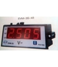EVM-3C digital voltmeter   rขนาด 96x96 ราคา 1045 บาท