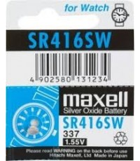 MAXELL CR416SW 1.55V WATCH BATTERY