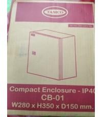 ตู้ TAMCO CB-01 W280xH350xD150MM ราคา 402 บาท