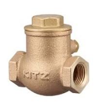 KITZ Bronze 125 Threaded R