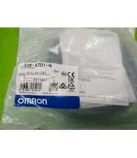 OMRON E2E-X7D1-N ราคา 1503.60 บาท