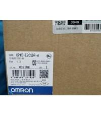 OMRON CP1E-E20SDR-A ราคา2490บาท