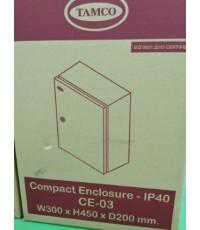 ตู้ TAMCO MODEL:CE-03 ราคา 570บาท