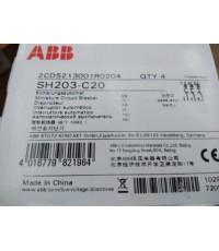 ABB SH203-C20 ราคา 684.60 บาท