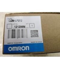 OMRON CJ2M-CPU12 ราคา 9200 บาท
