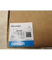 OMRON CS1G-CPU43H ราคา 8100 บาท