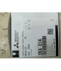 MITSUBISHI NV30-CS 3P 20A 100-230V 30MA WW ราคา 3055 บาท