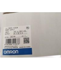 OMRON S8VS-12024 100-240VAC ราคา 5014 บาท