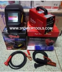 ตู้เชื่อม Toptech TW400 **แถมฟรีหน้ากากเชื่อมออโต้ POLO 1อัน มูลค่า 1,850 บาท และ ลวดเชื่อม 2.6 มม.