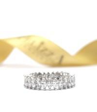 แหวนเพชรมาร์คีรอบวง NR-0002
