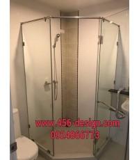 กระจกห้องน้ำ(เท็มเปอร์)