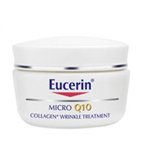 Eucerin Micro Q10 Collagen Wrinkle Treatment 50ml.