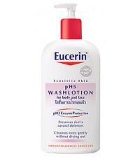 Eucerin pH5 Washlotion สำหรับผิวแห้ง 400 ml