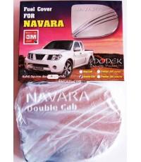 ครอบฝาถังน้ำมัน Navara Double CAB