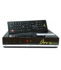 กล่องรับสัญญาณดาวเทียม DTV รุ่น D-KHOOM